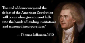 Thomas Jefferson Warned Of The Republican Vision 200 Years Ago