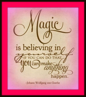 still believe in Magic