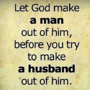 Godly man