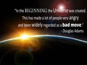 Quotes Douglas Adams Earth