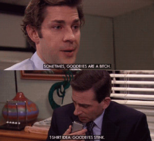 What are some favorite quotes from The Office ?