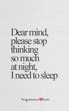Funny Sleep Quotes