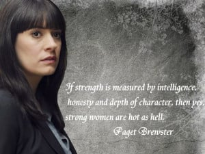 Paget Brewster paget brewster pic