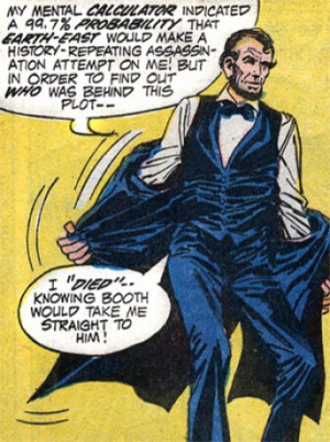 Abraham Lincoln in Science Fiction