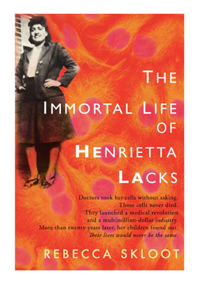Read an Excerpt from The Immortal Life of Henrietta Lacks