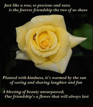 more images from friendship quotes flowers that will always last