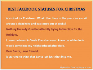... status Being alone and quotes christmas Someoct , goes the cutest dear