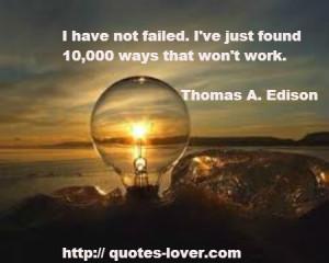 ... Picture Quotes , Failure Picture Quotes , Inspirational Picture Quotes