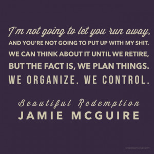 Beautiful Redemption (The Maddox Brothers #2) by Jamie McGuire: Promo ...