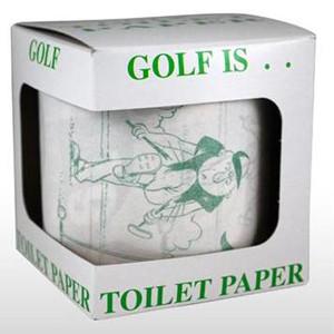 Funny Gag Toilet Paper