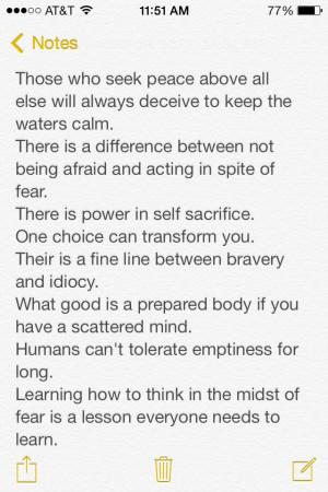 Divergent quotes page 3