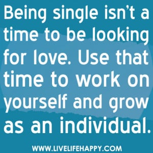 happy quotes quotes about being single and loving it i love being ...