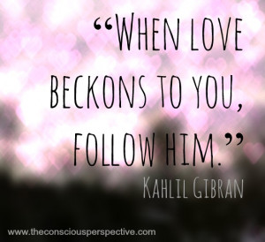 ... just one quote from kahlil gibran s masterpiece the prophet it is