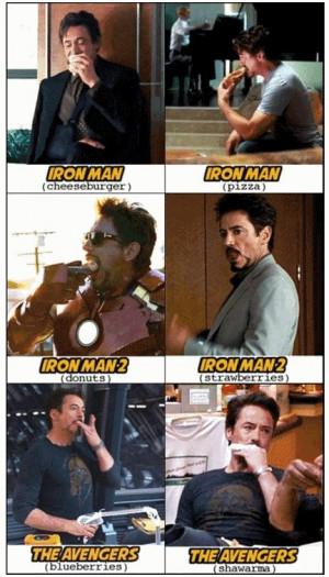 LOL Tony Stark