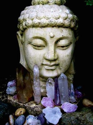 Buddha Inspired Meditation Spaces