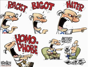 THE ENTIRE LIBERAL VOCABULARY! AFTER 4-8 YEARS IN COLLEGE THIS IS WHAT ...