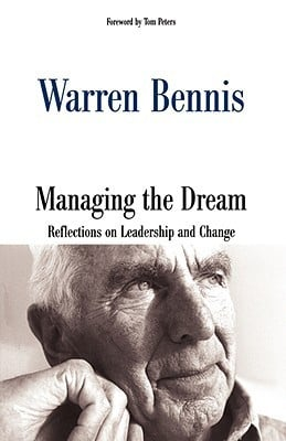 "Start by marking ""Managing The Dream"" as Want to Read:"