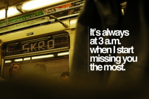 The Top 35 I Miss You Quotes of All Time