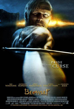 HE IS BEOWULF! And his sword hurts!