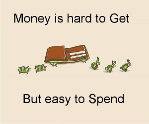 Simple money logic