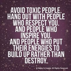 Toxic People Quotes