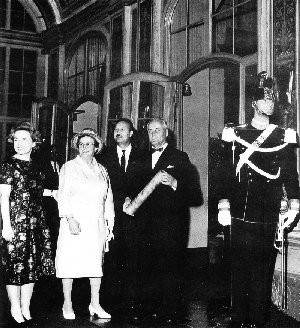 St Vincent Prize, Turin, 1961.