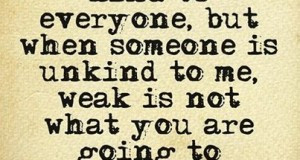 al capone quote on kindness for weakness mark twain quote on telling