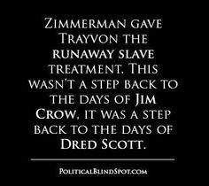 trayvon martin dreds scott l wren scott