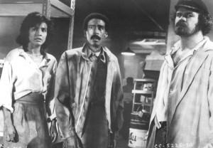 Still of Richard Pryor, Rachel Ticotin and Randall 'Tex' Cobb in ...