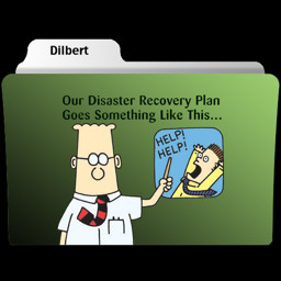 Here are some of the famous quotes by Dilbert the great!