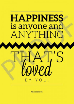 Charlie Brown Wall Art Quote Graphic Design by HewittGraphicDesign, $ ...