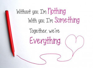 Together, we're everything