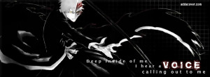 Hollow Ichigo Facebook Covers