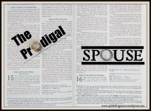The Prodigal Spouse: Because God is BIGGER Than Your Divorce Papers