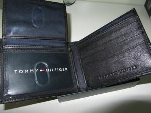 Carteiras Masculinas Tommy Hilfiger, Originais.