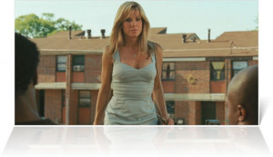 ... Touhy , as portrayed by Sandra Bullock, from