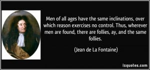 More Jean de La Fontaine Quotes