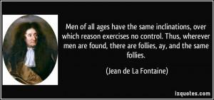 More Jean de La Fontaine Quotes