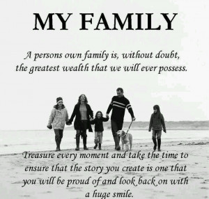 Family Quotes on Wealth
