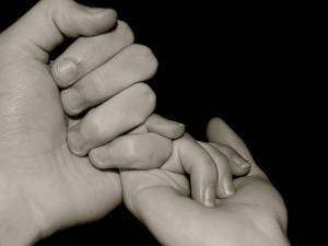 Hands Pinky Promising