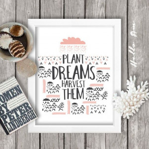 Love quote wall art inspiration quote Wall decor quote by HelloAm, $5 ...