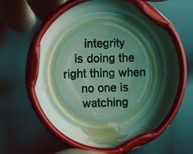 Integrity Quotes & Sayings