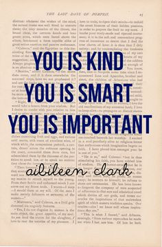 ... , movie quotes, aibileen clark, kindness quote, quotes from the help