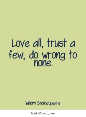 William Shakespeare Sayings