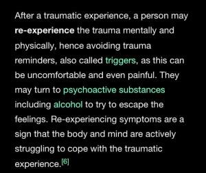 PTSD Quotes   PTSD & Trauma