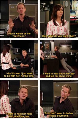 how i met your mother, funny barney stinson quotes