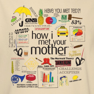 How I Met Your Mother Quotes Ted How-i-met-your-mother-quote- ...