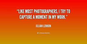 Julian Lennon Quote