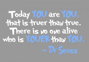 Dr.Seuss!