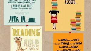 Reading Quotes HD Wallpaper 14